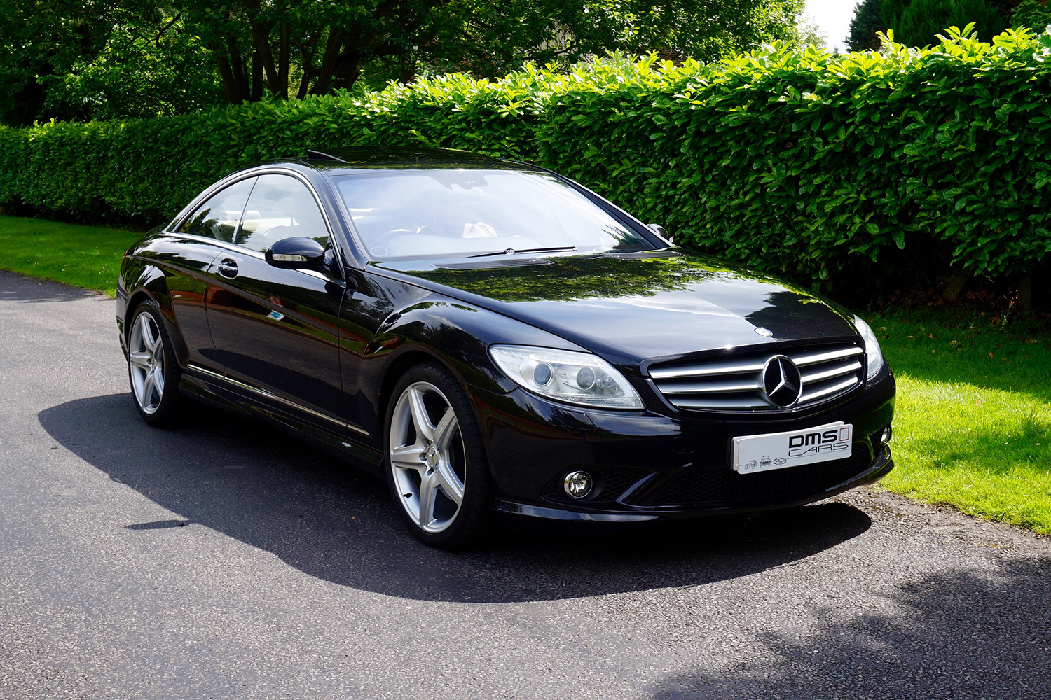 2007 mercedes cl500 amg dms cars. Black Bedroom Furniture Sets. Home Design Ideas