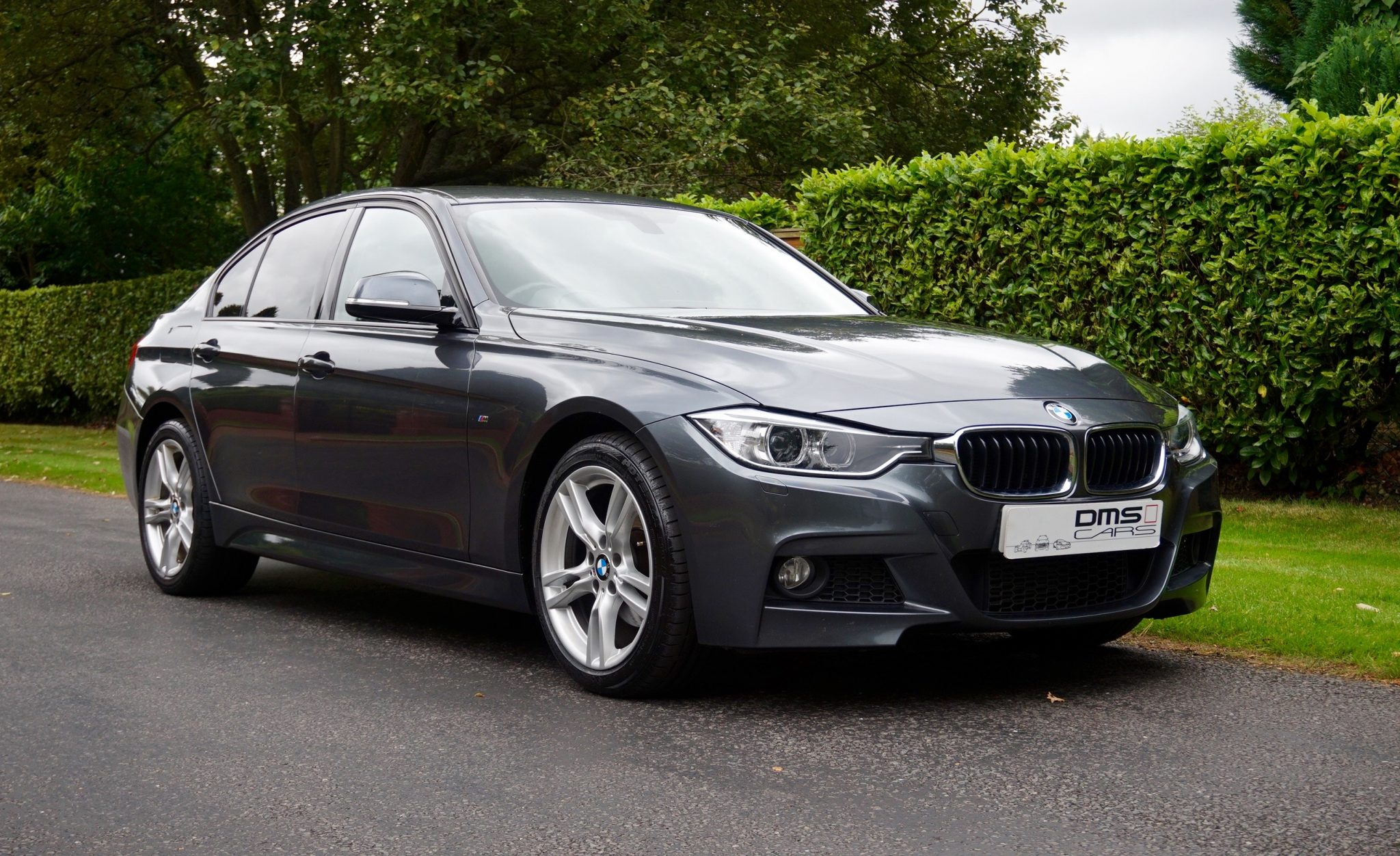 bmw 320d xdrive m sport saloon dms cars. Black Bedroom Furniture Sets. Home Design Ideas