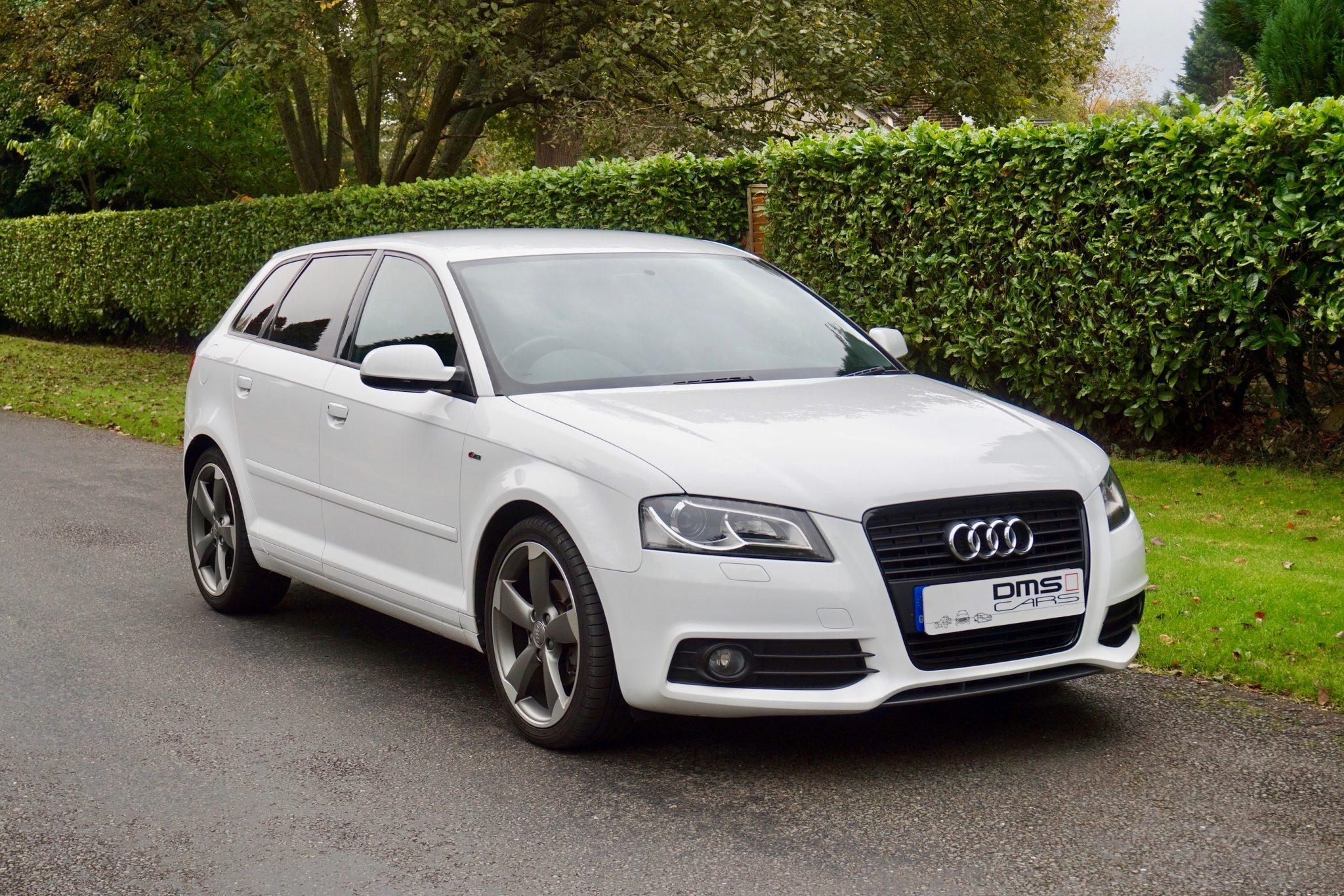 Audi A3 Sportback Black Edition S-Line