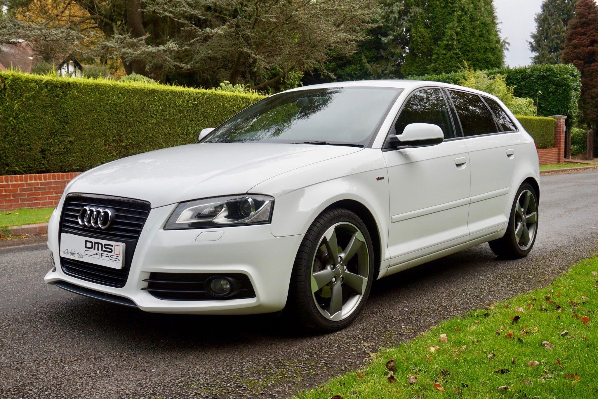 Audi A3 Sportback Black Edition S-Line | DMS Cars