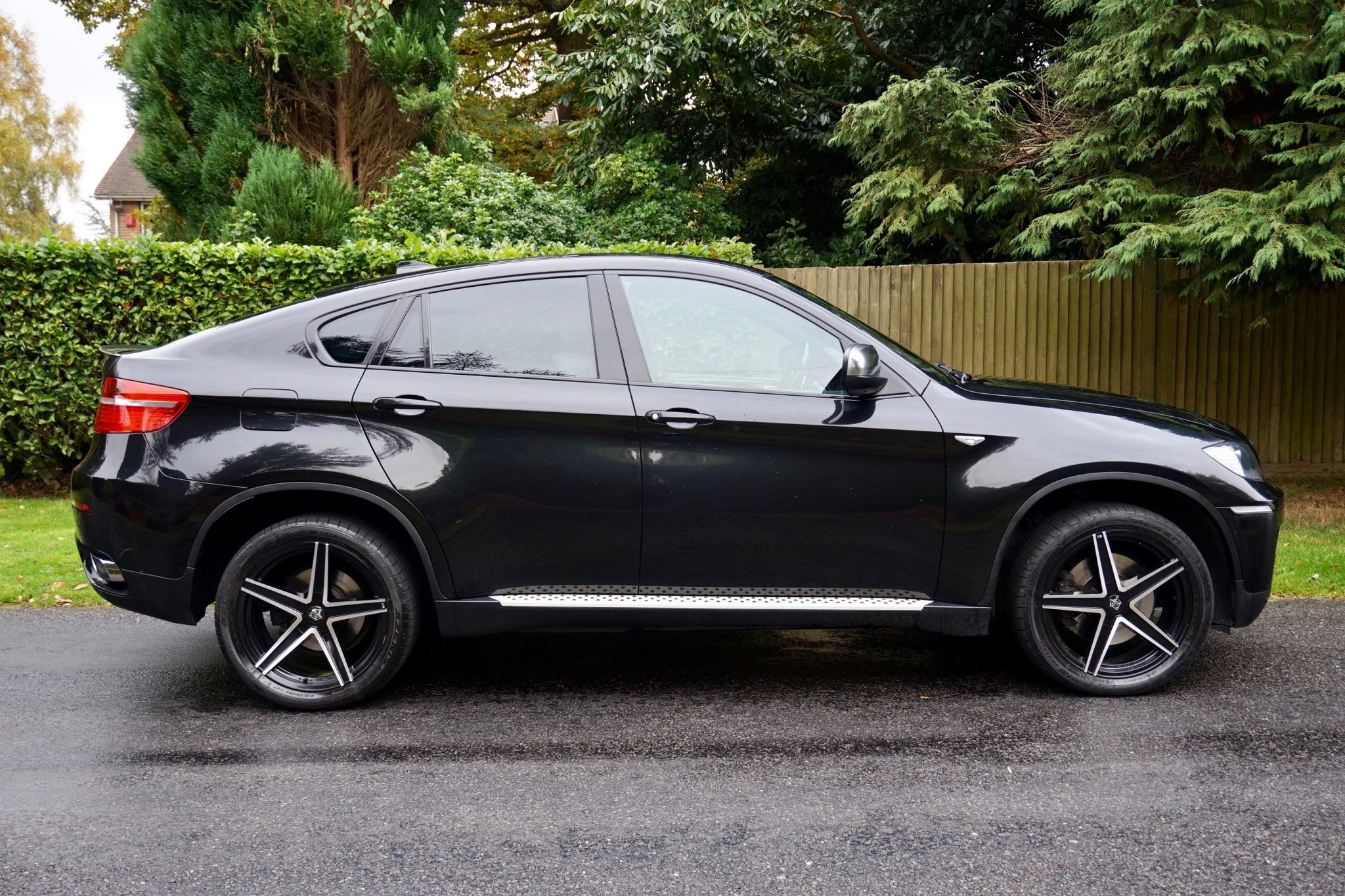 Bmw X6 Xdrive40d Kahn M50 Replica Dms Cars