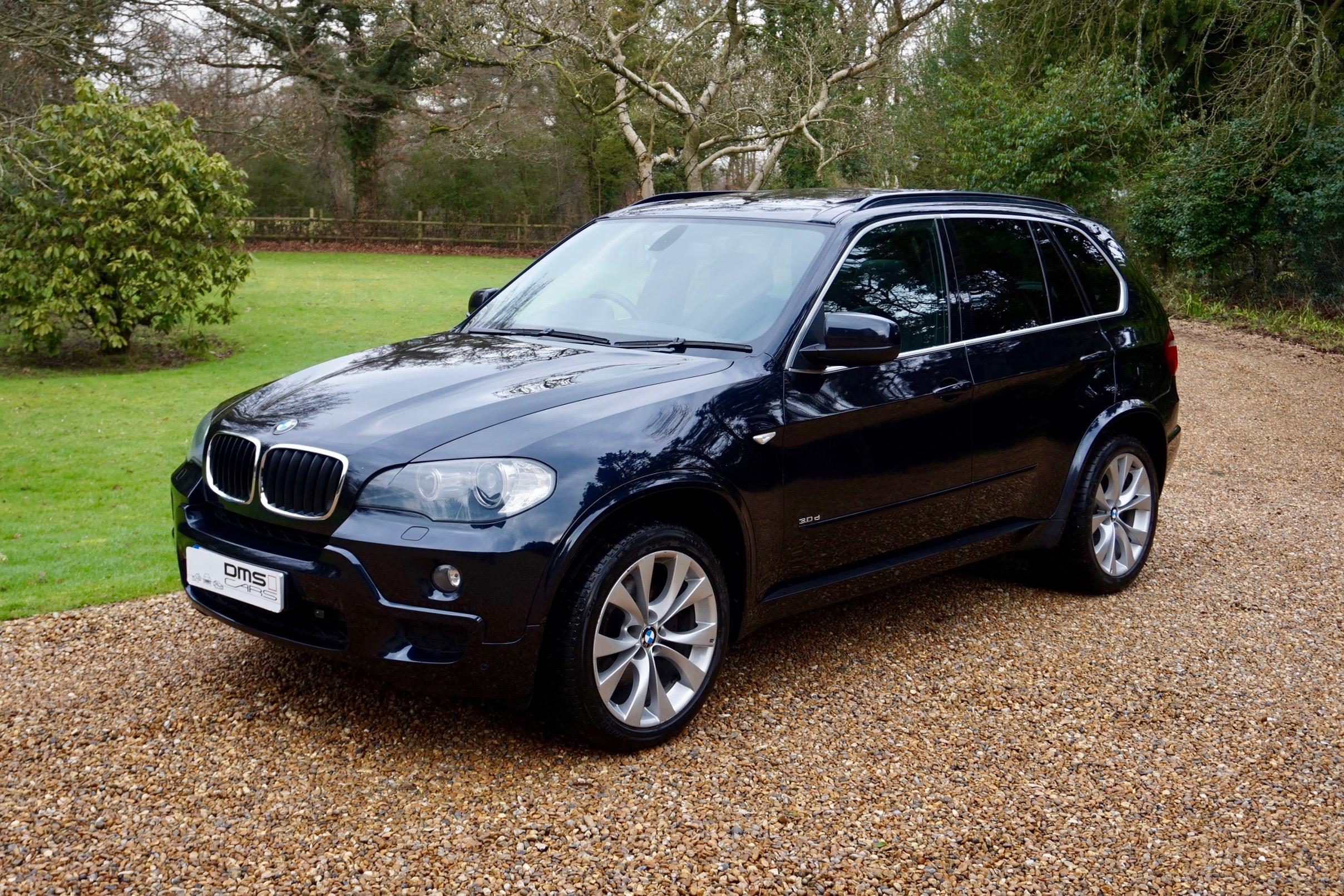 BMW X5 xDrive30d M Sport 7 Seat