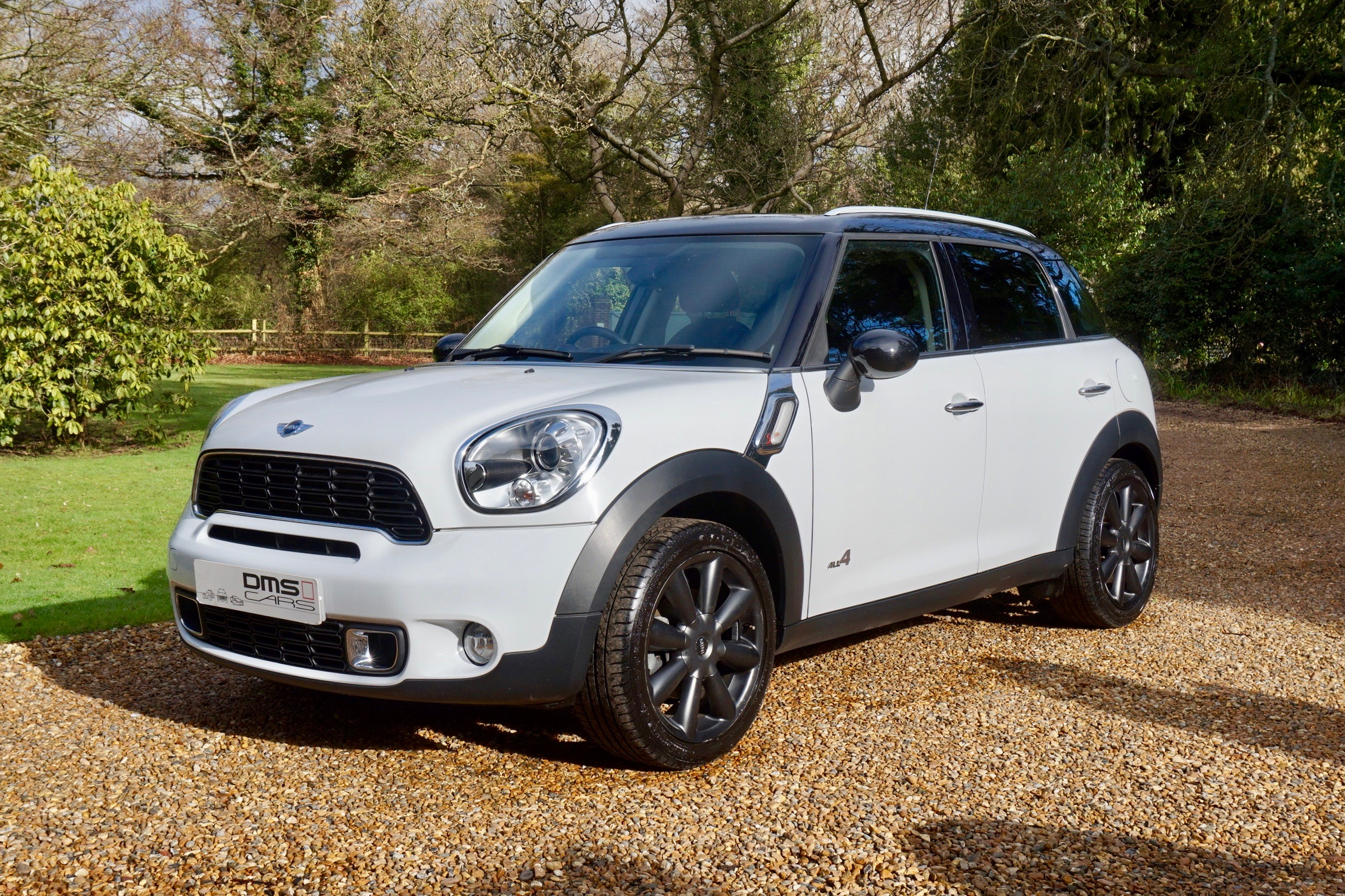 mini countryman cooper sd all4 dms cars. Black Bedroom Furniture Sets. Home Design Ideas