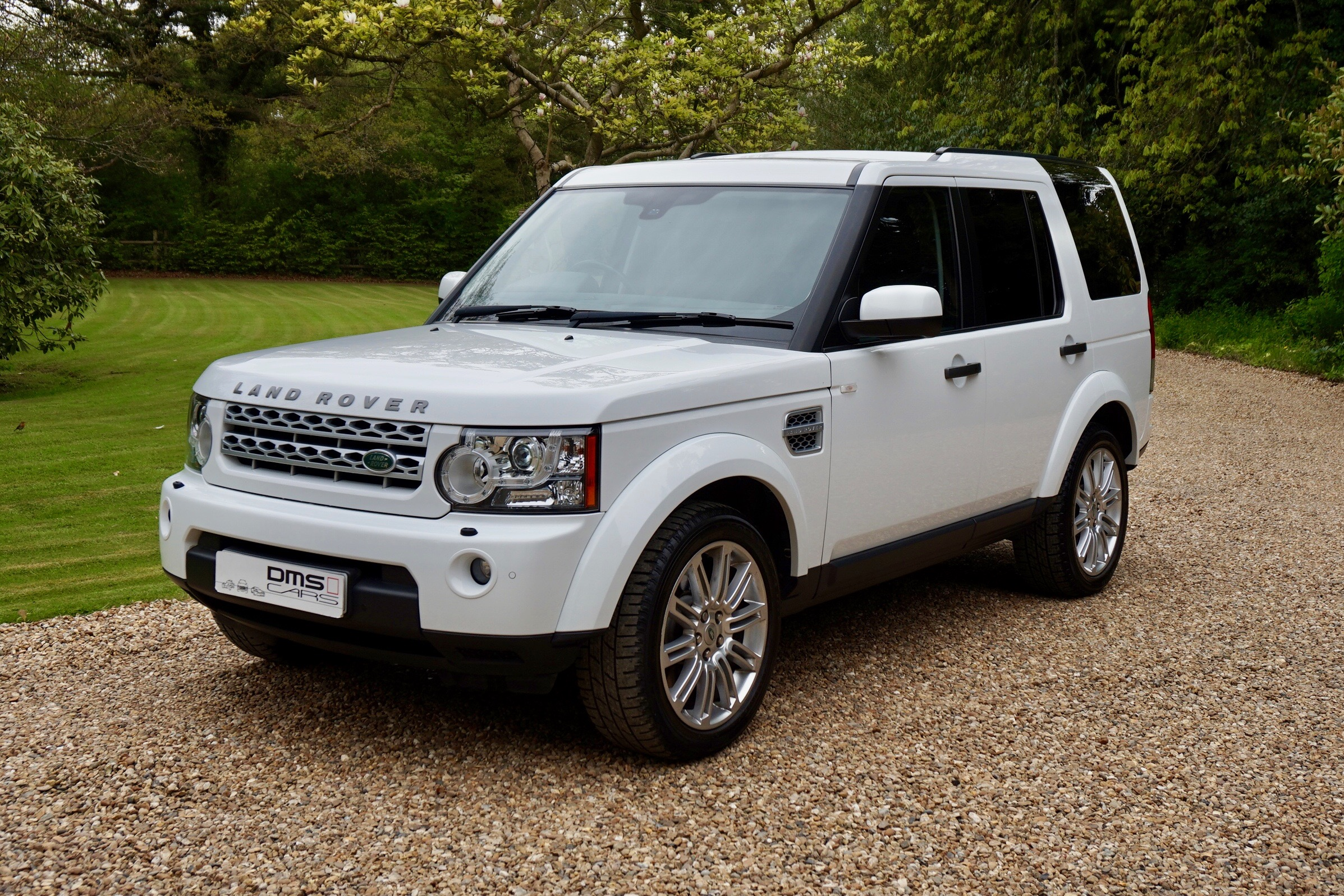 Land Rover 3 0 Sdv6 Discovery 4 Hse Dms Cars