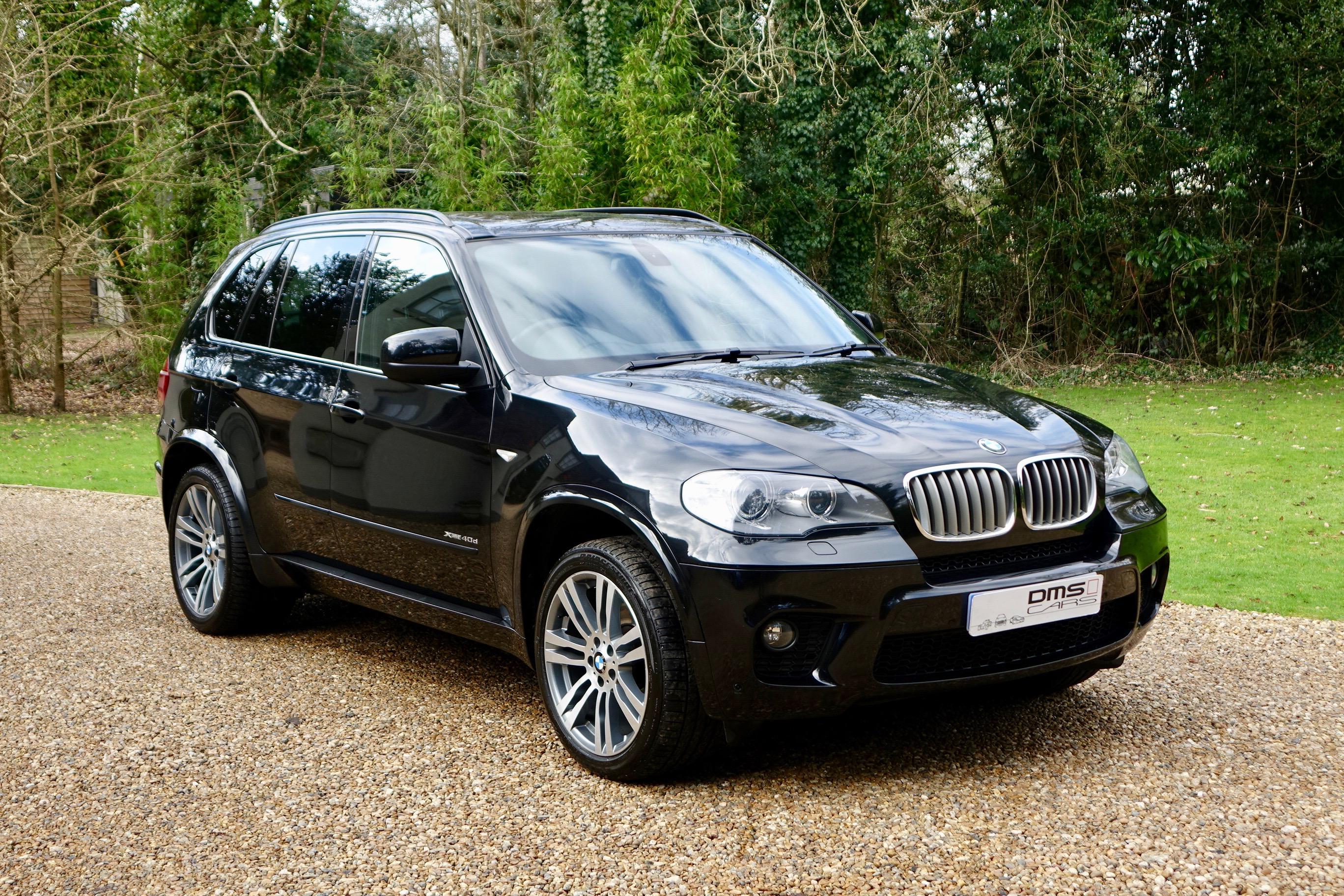 BMW X5 xDrive40d M Sport 7 Seat