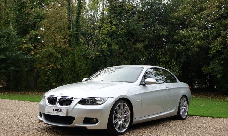 BMW 330I For Sale >> BMW 330i M Sport Convertible Auto   DMS Cars