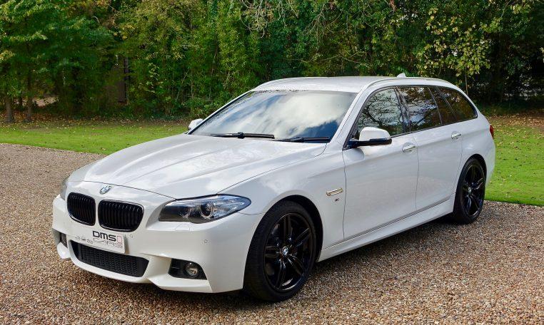 BMW 535d M Sport Plus Touring Auto | DMS Cars