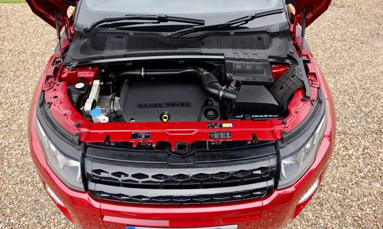 Range Rover Evoque Sd4 Dynamic Lux Awd Dms Cars